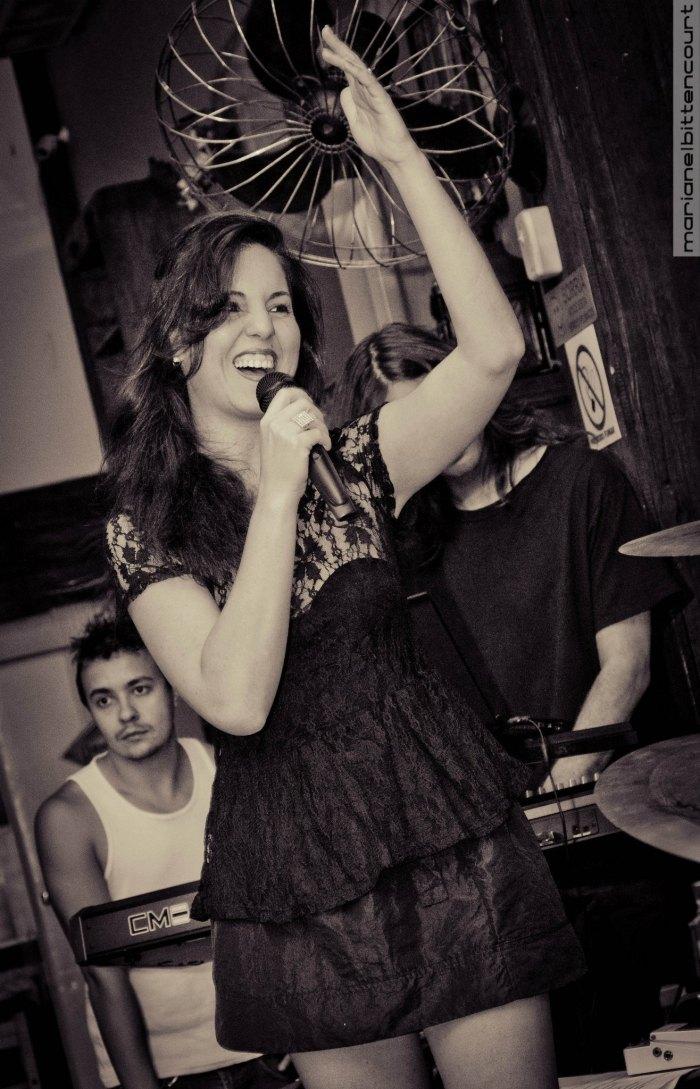 16/10/13 - Participação especial no show do amigo Elielson Vasconcelos, em Tributo a Tim Maia