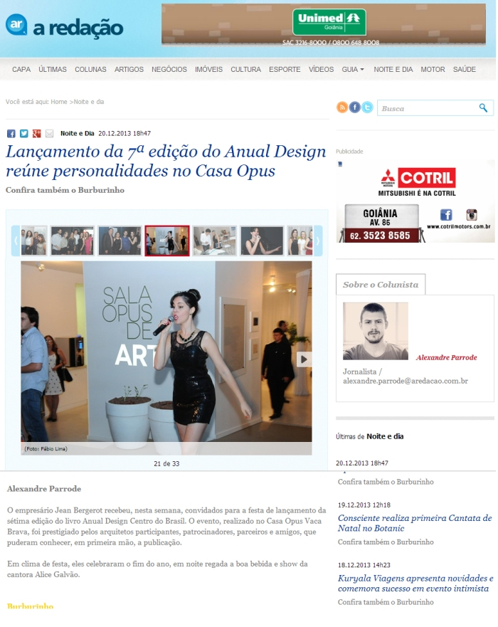 Anual Design 2013 - Jazz